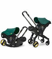 Автокресло-коляска Doona 0+ цвет Racing Green