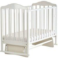 Кровать детская Березка арт 124001 белый