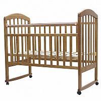Детская кроватка Топотушки Лира-2 орех(карамель)