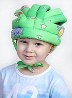 Противоударная шапка-шлем №2