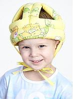 Противоударная шапка-шлем №1