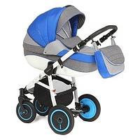 Детская коляска 3в1 Adamex Neonex Tip20B