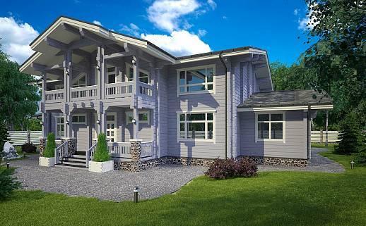 Проект дома №3346