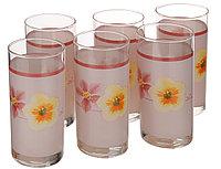 Набор стаканов Luminarc Poeme Rose 6 штук