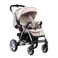 Прогулочная детская коляска Quatro Monza 12 бежевый
