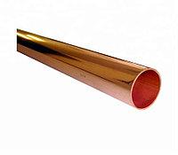 Труба медно-никелевая МНЖ5-1 38х2х6000