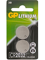 Батарейки GP CR2032 С2