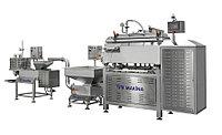 Оборудование для производства сыра 800кг
