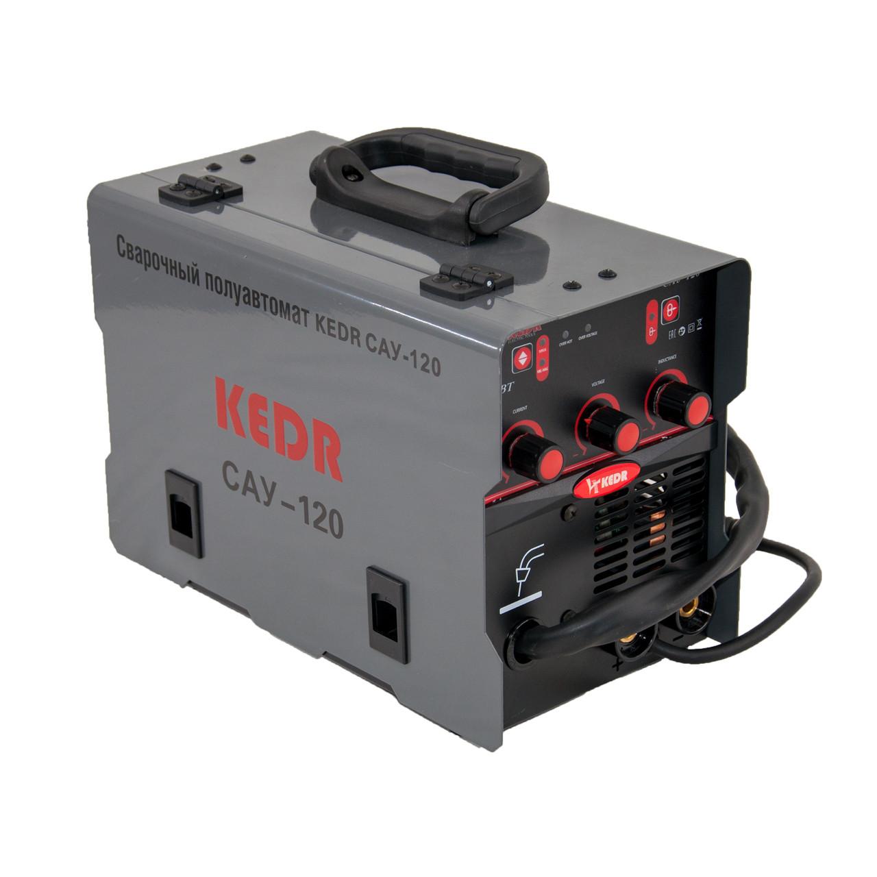 Сварочный аппарат с векторной сваркой КЕДР САУ-120