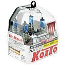 Галогеновые лампы H-16 Koito Whitebeam III 4000K, фото 2