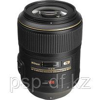 Объектив Nikon AF-S VR Micro-NIKKOR 105mm f/2.8G IF-ED