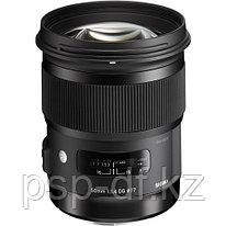 Объектив Sigma 50mm f/1.4 DG HSM Art для Canon