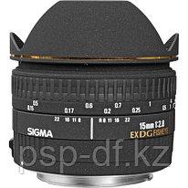 Объектив Sigma 15mm f/2.8 EX DG Diagonal Fisheye для Canon