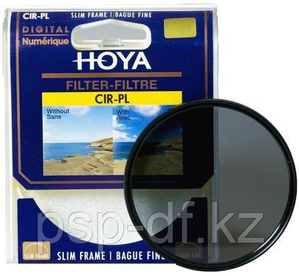 Фильтр Hoya PL-CIR 55mm