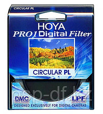Фильтр Hoya CPL Pro1 58mm