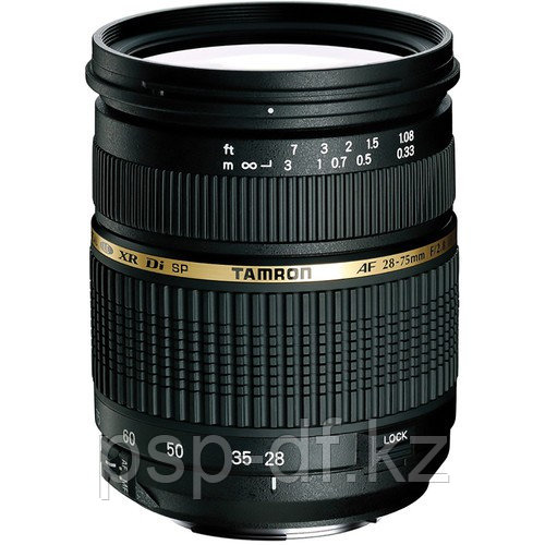 Объектив Tamron AF 28-75mm f/2.8 XR Di LD Aspherical (IF) для Nikon