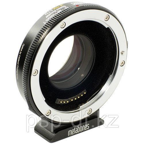 Переходник Metabones T Speed Booster Ultra 0.71x II Adapter для Canon Full-Frame EF-Mount на MFT-Mount