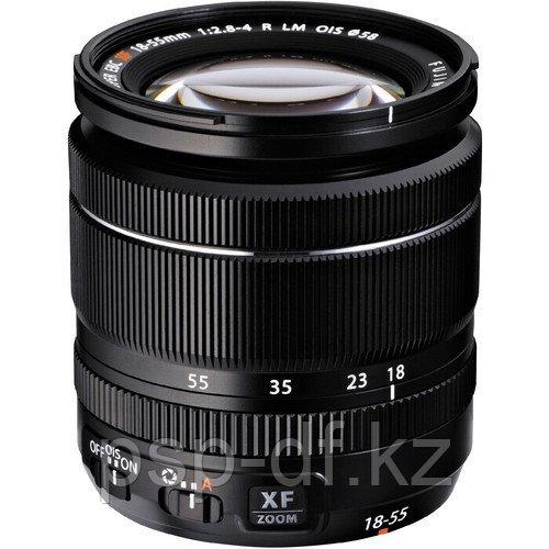 Объектив Fujifilm XF 18-55mm f/2.8-4 R LM OIS