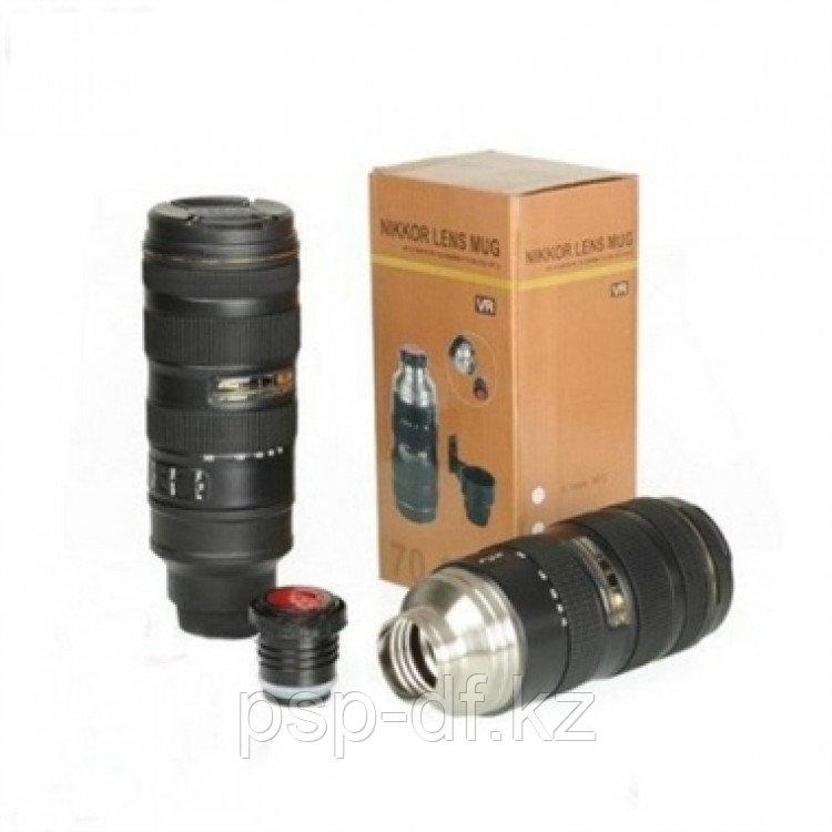 Кружка Nikon AF-S 70-200 2.8 VR