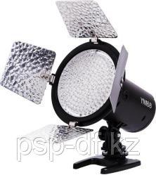 Светодиодная панель на камеру YN-168 в комплекте (аккум. Jupio np-f 750 и зарядник)
