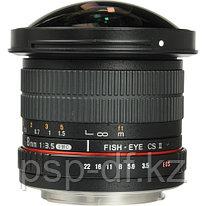Объектив Samyang 8mm f/3.5 AS IF UMC Fish-eye CS II Canon EF
