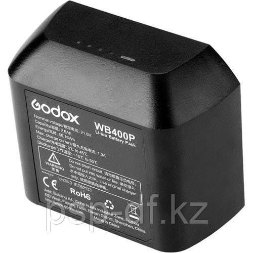 Аккумулятор Godox WB400P для AD400Pro
