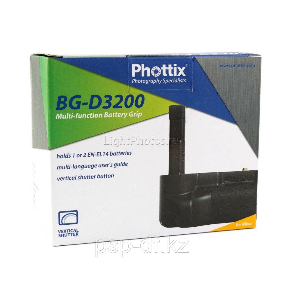 Батарейный блок  MeiKe для D3100/D3200 (дубликат)