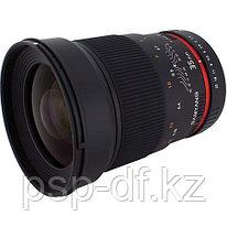Объектив Samyang 35mm f/1.4 ED AS UMC AE для Nikon