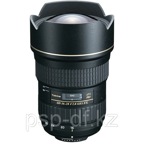 Объектив Tokina AT-X 16-28mm f/2.8 Pro FX для Nikon