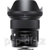 Объектив Sigma 24mm f/1.4 DG HSM Art для Nikon