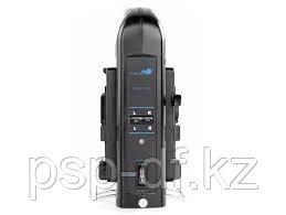 Двойное зарядное устройство на 2 батареи Wondlan 2KS V-Mount Battery Charger