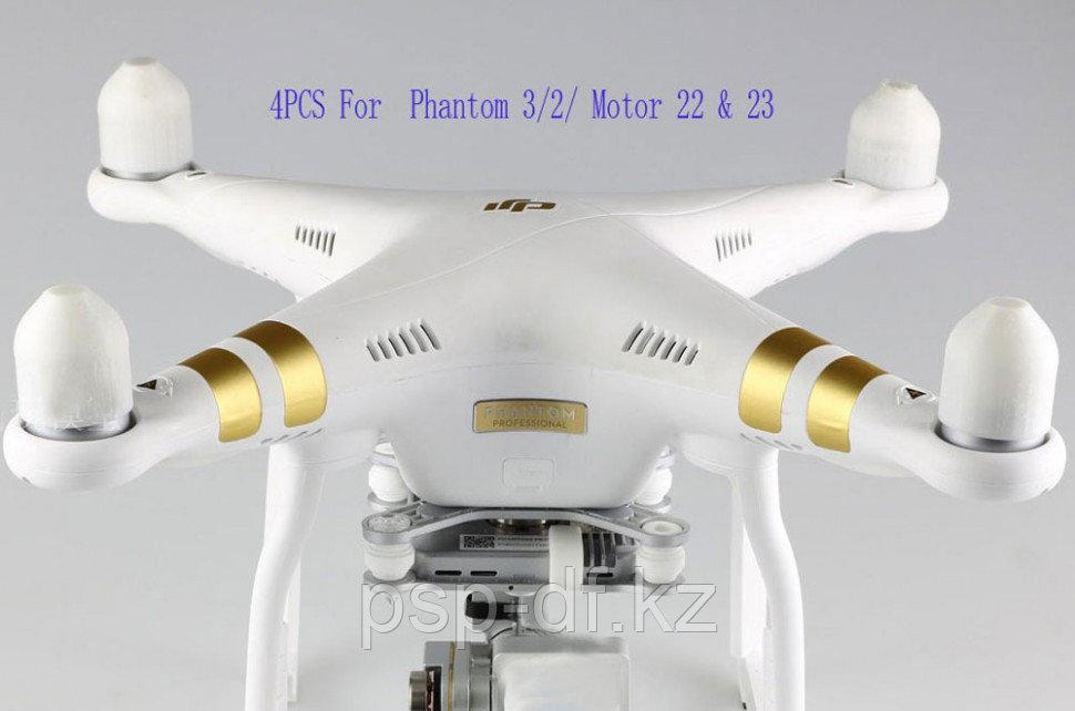 Крышки для двигателей DJI Phantom 3 Motor Cap Cover