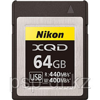 Карта памяти Nikon 64GB XQD