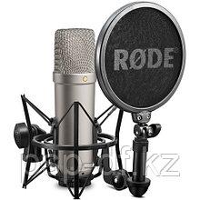 Микрофоны студийные вокальные