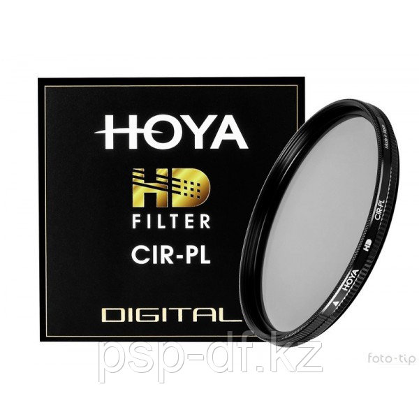 Фильтр Hoya HD Digital CPL Filter 82mm