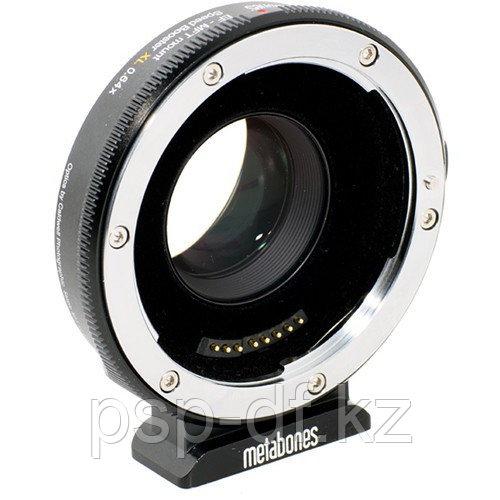 Переходник Metabones T Speed Booster XL 0.64x II Adapter для Full-Frame Canon EF-Mount на Select MFT-Mount