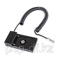 Плата питания Fotga NP-F970 на Blackmagic Pocket Cinema Camera 4/6K
