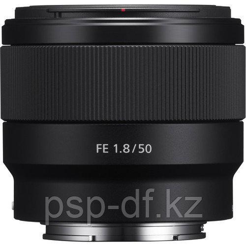 Объектив Sony FE 50mm f/1.8