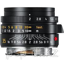 Объектив Leica Summicron-M 35mm f/2 ASPH (Black)
