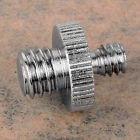 1/4 to 3/8 Male Threaded Screw Adapter for Camera Tripod Monopod Ballhead