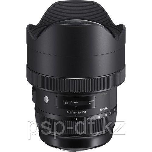 Объектив Sigma 12-24mm f/4 DG HSM Art для Canon