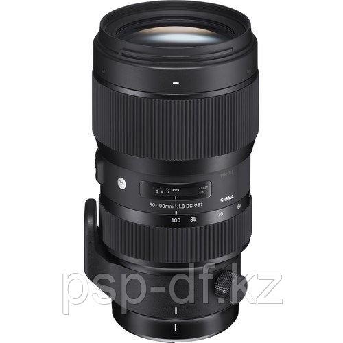 Объектив Sigma 50-100mm f/1.8 DC HSM Art для Canon