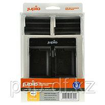Jupio Value Pack: 2x Battery EN-EL15(A) 1700mAh + USB Dual Charger