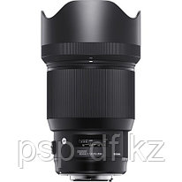 Объектив Sigma 85mm f/1.4 DG HSM Art для Canon