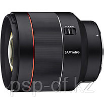 Объектив Samyang AF 85mm f/1.4 для Canon RF