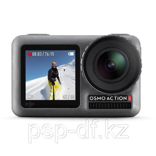 Экшн камера DJI Osmo Action + Клетка SmallRig CVD2360