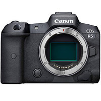 Фотоаппарат Canon EOS R5 Body + Adapter Viltrox EF-EOS R