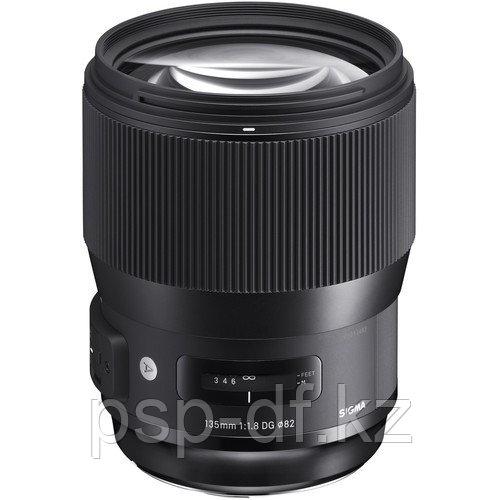 Объектив Sigma 135mm f/1.8 DG HSM Art для Canon