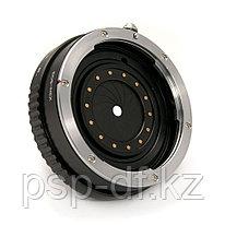 Переходник с ручной регулировкой диафрагммы Canon EOS EF на Fujifilm FX