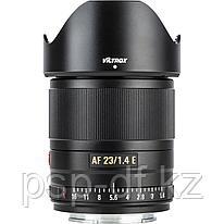 Объектив Viltrox AF 23mm f/1.4 E Lens for Sony E